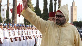 """Le roi Mohamed VI appelle à la """"mobilisation générale"""""""