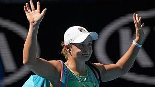 زن شماره یک تنیس جهان از ترس کرونا در مسابقات «یو.اس اوپن» شرکت نمیکند