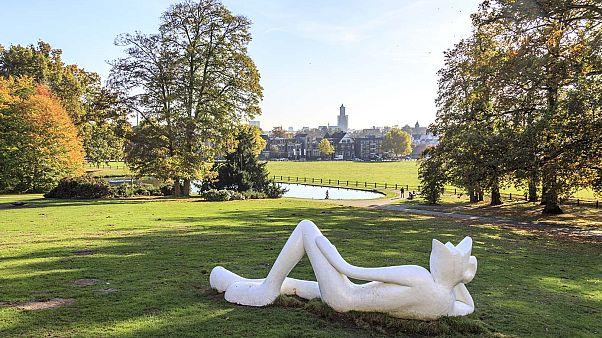 Il parco Sonsbeek ad Arnhem, nei Paesi Bassi