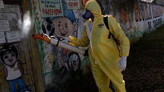 Brazília engedélyezte a külföldiek beutazását, pedig súlyos a járványhelyzet