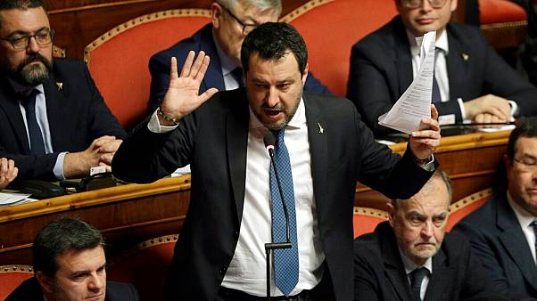 Senate authorizes trial for Salvini over Open Arms case - English