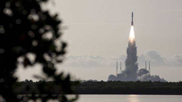 NASA's Perseverance blasted off atop an Atlas V rocket on July 30, 2020 at the Cape Canaveral Air Force Station, Florida, US.