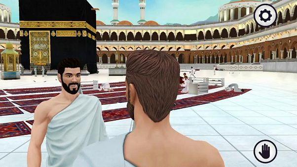 Virtuálisan is el lehet zarándokolni idén Mekkába