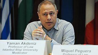 Yaman Akdeniz'den sosyal medya yasası değerlendirmesi