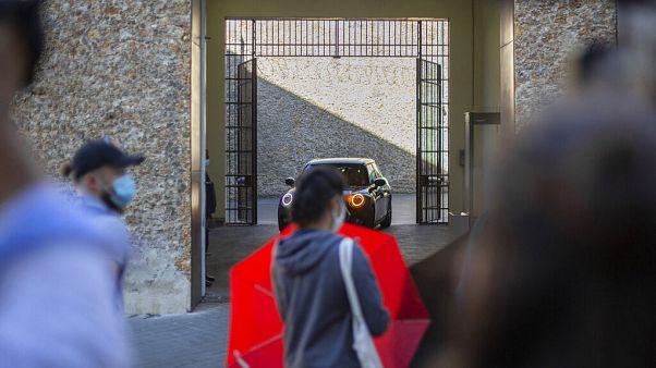 Hausarrest statt Haft: früherer ETA-Chef Ternera aus Gefängnis entlassen