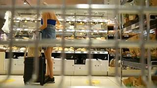 A woman in Klagenfurt, Austria who tested positive for the coronavirus was handed a suspended jail term for going to a supermarket while under quarantine -