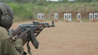 E.U. to train security forces in the Central African Republic