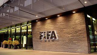 Sede da FIFA, em Zurique, na Suíça