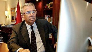Ankara Büyükşehir Belediyesi Başkanı Mansur Yavaş
