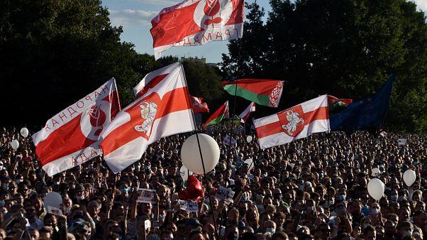Raduno a Minsk