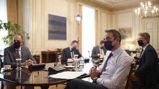 Ελλάδα - Υπουργικό Συμβούλιο: Κορονοϊός και Ταμείο Ανάκαμψης στην ατζέντα