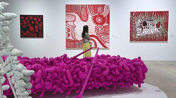 معرض للفن المعاصر في طوكيو