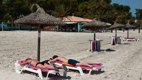 Quebra do turismo afetou fortemente os cofres espanhóis