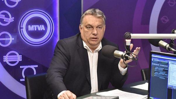 Orbán: a magyar egészségügyi rendszer Európa egyik legjobbja