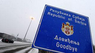 Sırbistan Macaristan sınırı