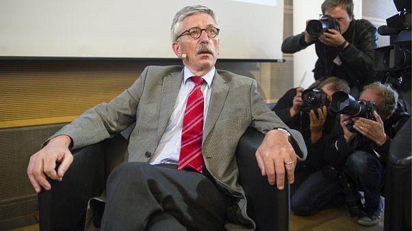 Thilo Sarrazin 2010 auf einer Veranstaltung in Berlin