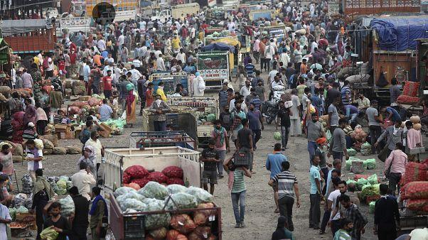 Hindistan'da nüfus artıyor