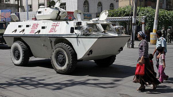 عقوبات أمريكية على هيئة صينية شبه عسكرية بسبب انتهاكات في حق مسلمي الإيغور