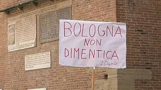 Italy remembers the victims of the Bologna Massacre 40 years on