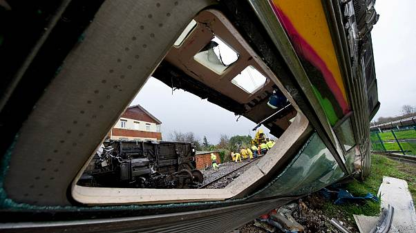 Portugal train crash