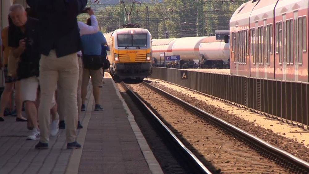 New rail route connects Prague, Vienna and Budapest during pandemic 1
