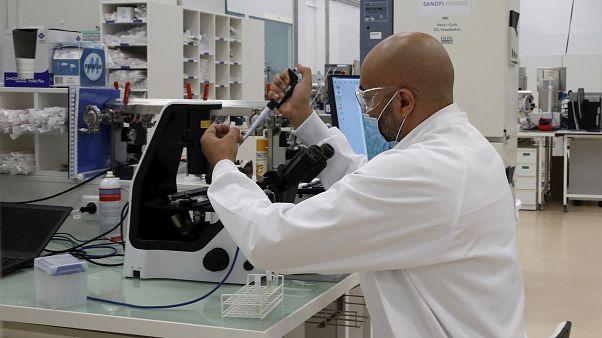 Sanofi laboratuvarı