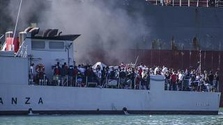 Italia y Francia refuerzan su frontera y crean una brigada franco-italiana