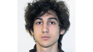"""Polizeifoto vom """"Boston-Bomber"""" Dschochar Zarnajew"""