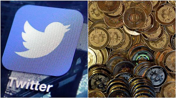 Twitter accounts were targeted in an appareny Bitcoin scam