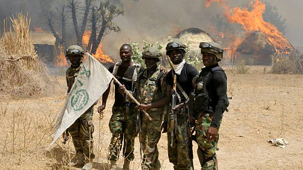 Nijerya'da Boko Haram'a karşı düzenlenen operasyon