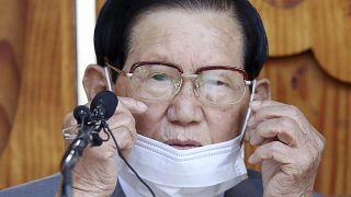 Güney Kore Shincheonji İsa Kilisesi cemaati lideri Lee Man-hee