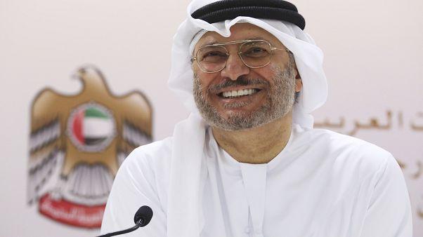 Birleşik Arap Emirlikleri Dışişleri Bakanı Enver Gargaş