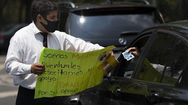 Koronavírus. Már Mexikó a 3. a halottak számát tekintve