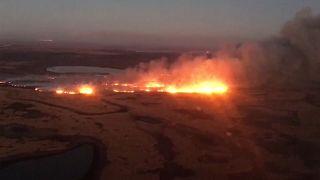 Argentina fires