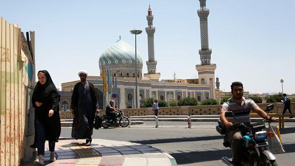İran'ın Kum kenti