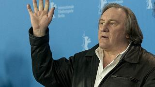 Fransız sinema sanatçısı Gerard Depardieu