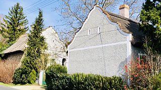 Barokk parasztházak Szigligeten