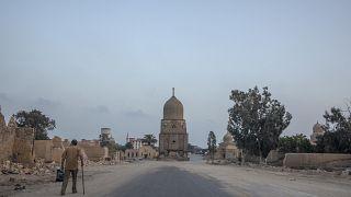 مقبرة المماليك الأثرية في العاصمة المصرية القاهرة