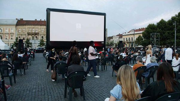 Cluj feiert die Filmkunst an der frischen Luft