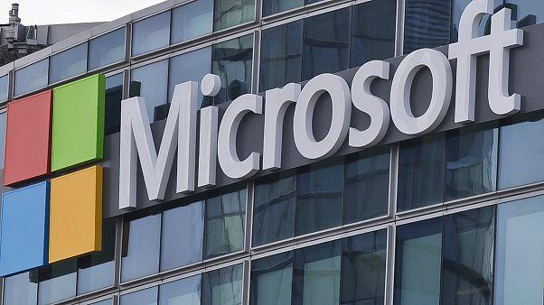 Microsoft logosu