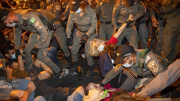 Nem adják fel a Netanjahu ellen tüntető izraeliek