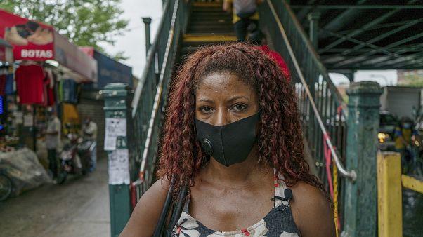 صورة من الأرشيف- في حي كوينز في نيويورك