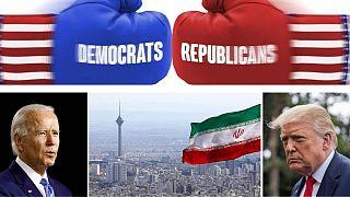 رقابت بایدن و ترامپ در انتخابات ریاست جمهوری آمریکا