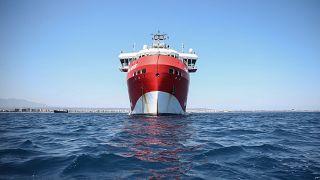 Türk sismik arama gemisi