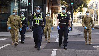 Covid-19, lo stato australiano di Victoria dichiara lo stato di calamità