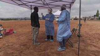 This Week in Africa's Quest to Quell the COVID-19 Pandemic