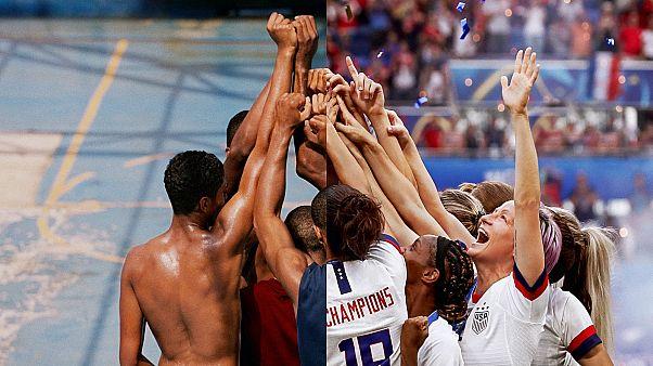 A sokszínűség és a csapatmunka diadala