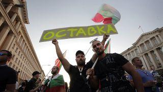 La tension monte d'un cran en Bulgarie après un mois de manifestations antigouvernementales