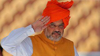 Hindistan İçişleri Bakanı Amit Shah