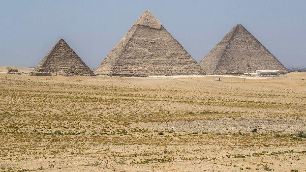 Mısır piramitler